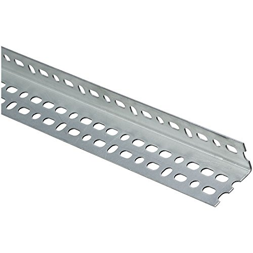 National Hardware N347-948 4022BC Offset Slotted Angle in Galvanized