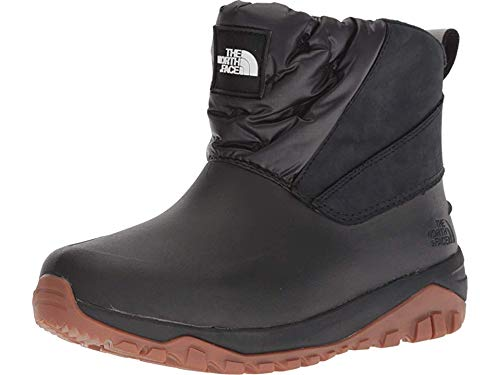 The North Face Women's Yukiona Ankle Boot, TNF Black/TNF Black, 10.5 M