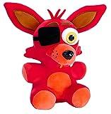 VNKVTL: FNAF Plushies Foxy - FNAF Foxy Plush | FNAF 1 Plushies - Jumbo Foxy Plush | Giant Foxy Plush - FNAF Plushies Under 20 Dollars | 7 Inch.