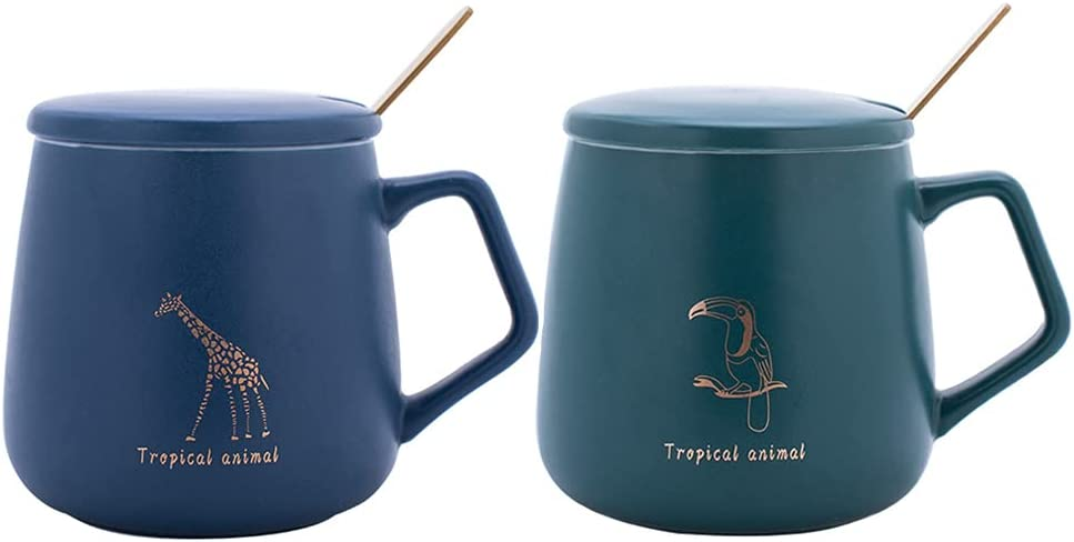 Ceramic Max 73% OFF Tea Cup Office with Travel Mug Coffee Directly managed store