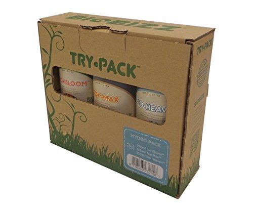 BioBizz try-pack Hydro 3 x 250ml