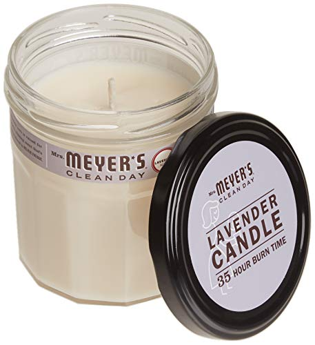 Soy Candle, Lavender, 7.2 oz