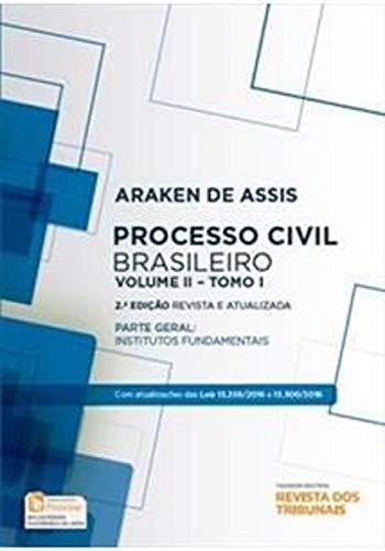 Processo Civil Brasileiro - 2ª Edição - (volume Ii - Tomo I)