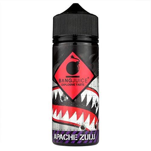 Bang Juice Aromakonzentrat Division - Apache Zulu, Shake-and-Vape zum Mischen mit Basisliquid für e-Liquid, 0.0 mg Nikotin, 1er Pack(1 x 30 ml)