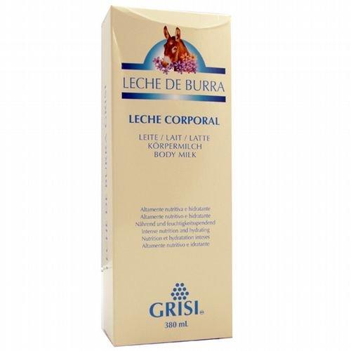 LECHE DE BURRA CORPORAL 380 ml