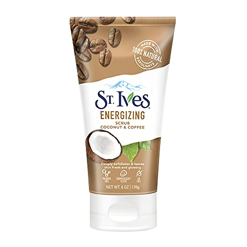 St. Ives Scrub Coconut & Coffee Energizing 6 Ounce