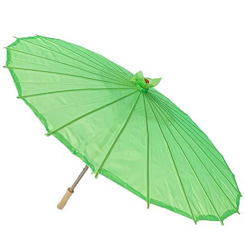 Disfraz Madrid SL Sombrilla Típica China Verde