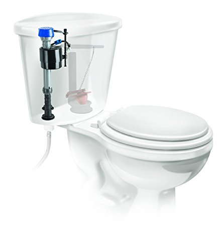 Fluidmaster 400AH PerforMAX Universal High Performance Toilet Fill...