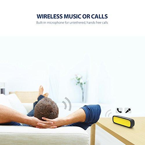AUKEY Bluetooth Speaker, Portable Wireless Speaker with Stereo...