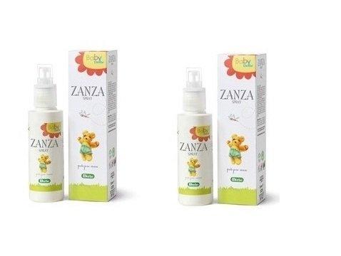derbe–Zanza Spray 2paquetes de 125ml, Loción antizanzara Natural, con esenciales de citronella, geranio, lavanda, Limón, Bergamota, Romero, Salvia y aceite de andiroba.