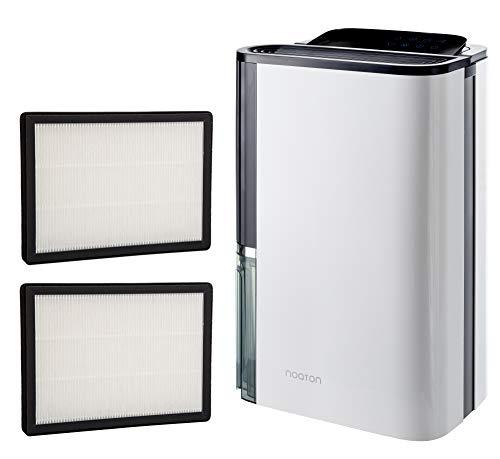 Luftentfeuchtung und Luftreinigung Noaton DF 4123 HEPA + 2x HEPA Filter, Leistung bis zu 23 L/Tag, Luftdurchsatz 185 m3/h, bis 50 m2, HEPA Filter, Verbrauch <310 W, inkl. Ionisator