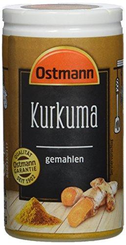 curcuma gewürze