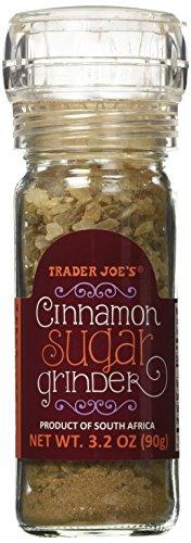Trader Joes Cinnamon Sugar Grinder  2 Pack