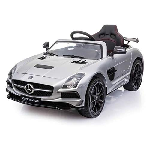 E-Road–Mercedes SLS AMG Juego de Plein Air, br4055cchgris, Gris