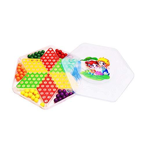 Tafel- & miniatuurspellen Bordspellen Schaken Schaken Sets Voor Kinderen Kids Schaakspel Schaken Sets En Boards Childrens Schaakspel b