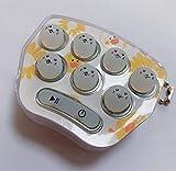Whack A Mole Fidget Toys Console educativa per giochi con dita veloci con giochi musicali leggeri
