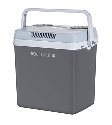 Teesa TSA5001 Tragbare Kühlbox mit Warmhaltefunktion, 32 Liter
