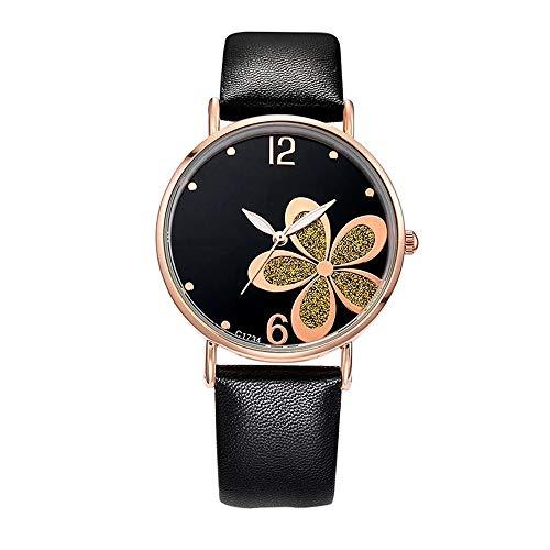 超薄型レディース腕時計/トレンドレディース腕時計/四つ葉のクローバークォーツハンド/腕時計レディース腕...