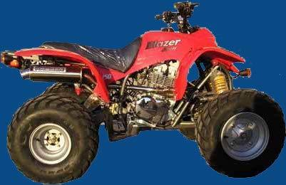 Auspuff Ersatzteil für/kompatibel mit SMC Barossa Stinger Kreidler SEIKEL Explorer Thomahawk Rex Derbi 250 & Krümmer