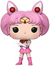 Funko 13753-PX-1U3 Pop Anime: Sailor Moon - Chibi Moon Collectible Vinyl Figure, Standard, Pink
