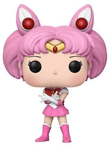 Pop Sailor Moon Sailor Chibi Moon Funko