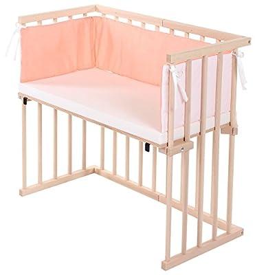 dreamgood–Cuna (Madera de Haya, incluye colchón Prime Air