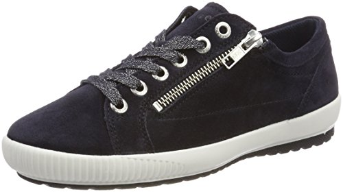 Legero Tanaro, Damen Low-top Sneaker, Blau (Oceano), 38 EU  (5 UK)