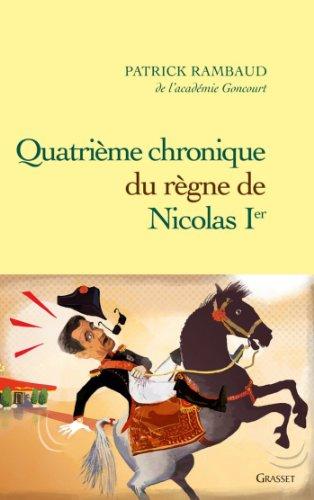 Quatrième chronique du règne de Nicolas 1er (Littérature Française)