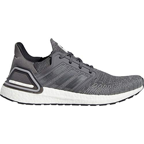 adidas Ultraboost 20 Shoe - Mens Grey Five/Grey Five/Grey Three, 8.0
