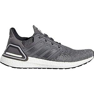 adidas Ultraboost 20 Shoe - Men's Grey Five/Grey Five/Grey Three, 11.5
