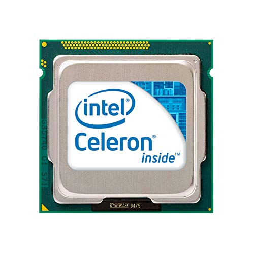 INTEL CPU Celeron G1610T Socket 1155 H2 Basisfrequenz 2,3 GHz 2 Core 2 Thread Ivy Bridge 22 NM Prozessor Desktop Computer