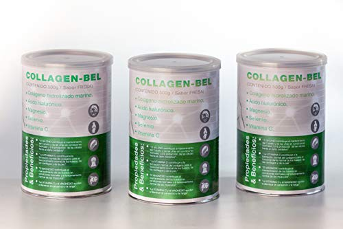 Nutribel | Collagen-Bel | Suplemento para fortalecer las art