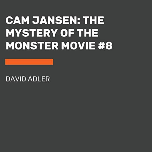 Cam Jansen: The Mystery of the Monster Movie Titelbild