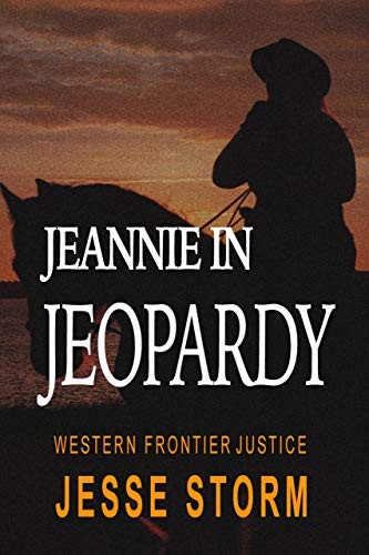 Jeannie in Jeopardy