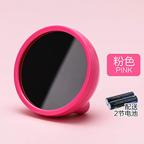 LTOOD Zeg je tv luide geluidsopname mode Han Shi Wang Junkai spiegel pistool type kalender wekker tijd stroomproductie