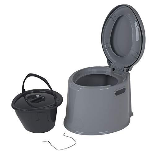 Bo-Camp -   Tragbare Toilette,