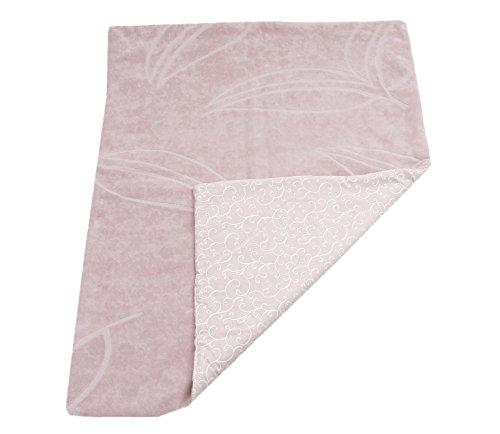 Motherhood 5901323923739 Thermodecke Velour, 60 x 80 cm, mit Füllung, rosa Classics