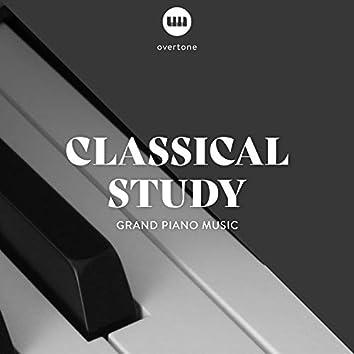 Classical Study Grand Piano Music