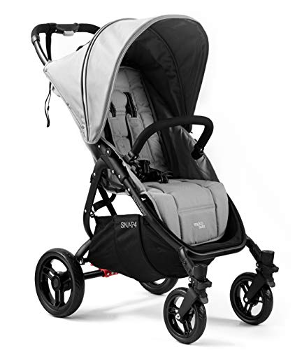 Valco Baby Snap4 Single Stroller Snap (Cool Grey)