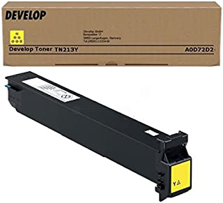 Develop A0D72D2 toner giallo per Develop Ineo + 203/253