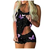 AODONG Lingerie for Women for Sex Naughty Lingerie Sets for Women Plus Size Sexy Push Up Bras and Pants Thongs Lace Langerie Set Purple