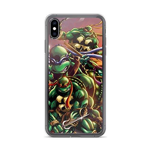 Shockproof Case Compatible for iPhone 7 Plus/8 Plus Teenage Mutant Ninja Turtles