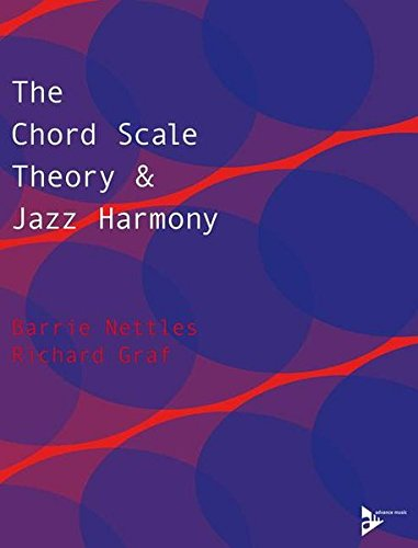 The Chord Scale Theory & Jazz Harmony (Advance Music)