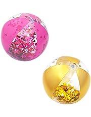 Bestway Beach Ball Glitter Assorted, 41 cm, 31050