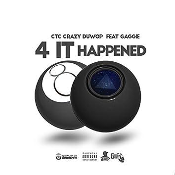 4 It Happened - Single