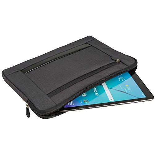 XiRRiX Laptoptasche 11/11,6/12 Zoll (28 30 32 cm) Laptop Notebook Hülle passend für Acer Switch 3 SW312-31/5 SW512 - Tasche grau