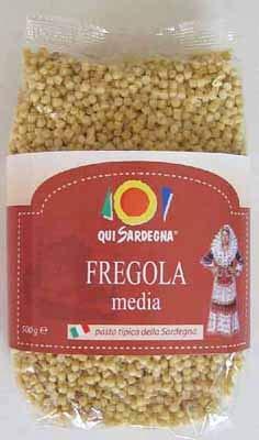 PASTA SARDA FREGOLA - PACCO DA 500 GRAMMI