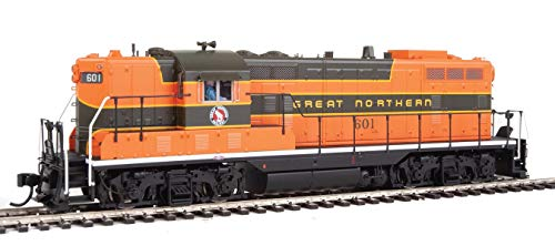 Walthers Proto HO Scale EMD GP7 (Standard DC) Great Northern/GN #601