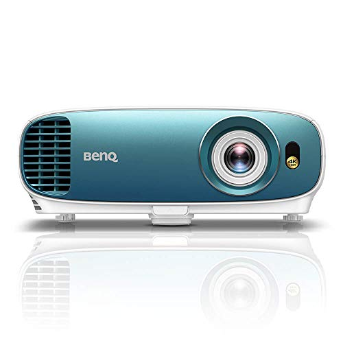 Our #2 Pick is the BenQ TK800 4K UHD Projector