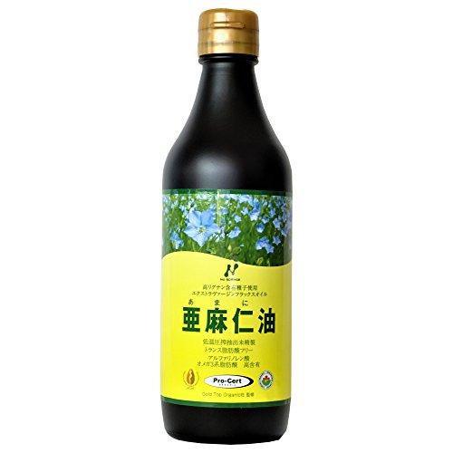 ニューサイエンス亜麻仁油370ml